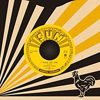 Johnny Cash Get Rhythm-I Walk The Line 45 RPM Vinyl